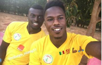 Baldé Keïta assure l'intégration de Mbaye Niang
