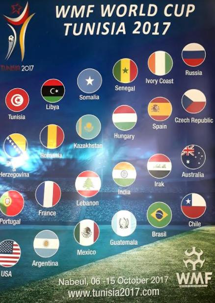 Word Cup Tunisia 2017 : Les Lions du mini-foot à la conquête du monde