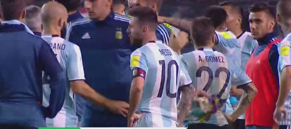 Qualifs CdM 2018 : l'Argentine joue avec le feu !