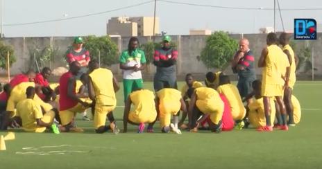 Cap-vert/Sénégal (éliminatoires Coupe du Monde): Voici le 11 de départ des Lions