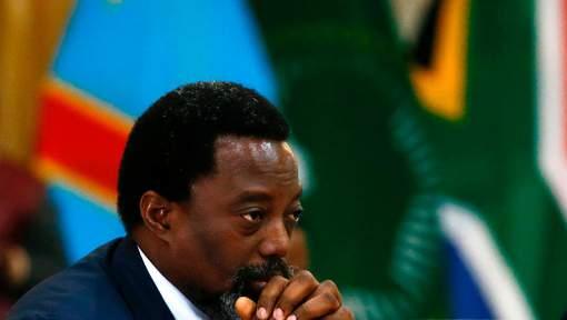 Pas d'élection pour remplacer Kabila avant 2019