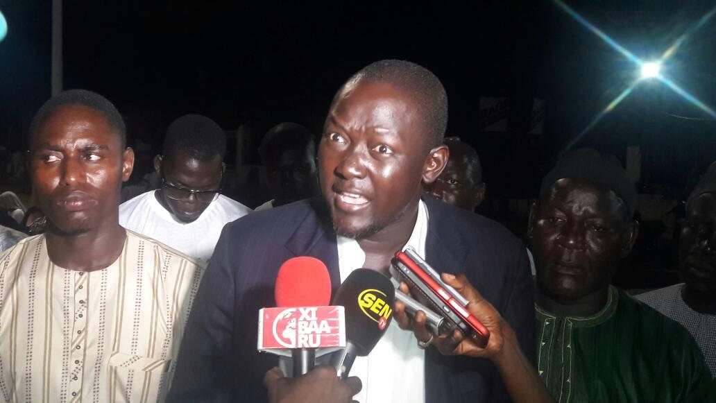 PRÉSIDENTIELLE 2019 À TOUBA - Moustapha Seck estime que le Président Sall ferait une grave en comptant sur Pathé Diakhaté