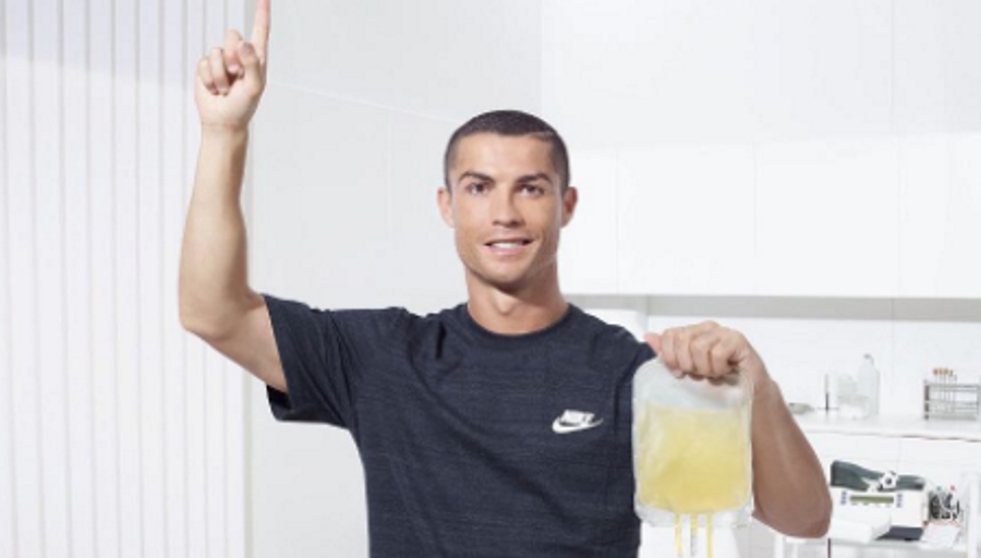L'engagement de Ronaldo