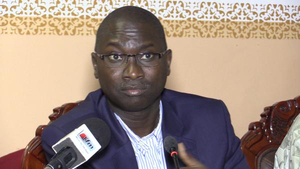 """Ismaïla Madior Fall sur la Constitution : """"Pas d'interprétation possible pour un troisième mandat"""""""