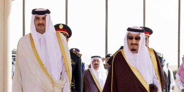 Secrets de la guerre froide entre l'Arabie Saoudite et le Qatar : Diplomatie du portefeuille pour acheter le soutien des chefs d'État africains / Malaise officiel à Dakar