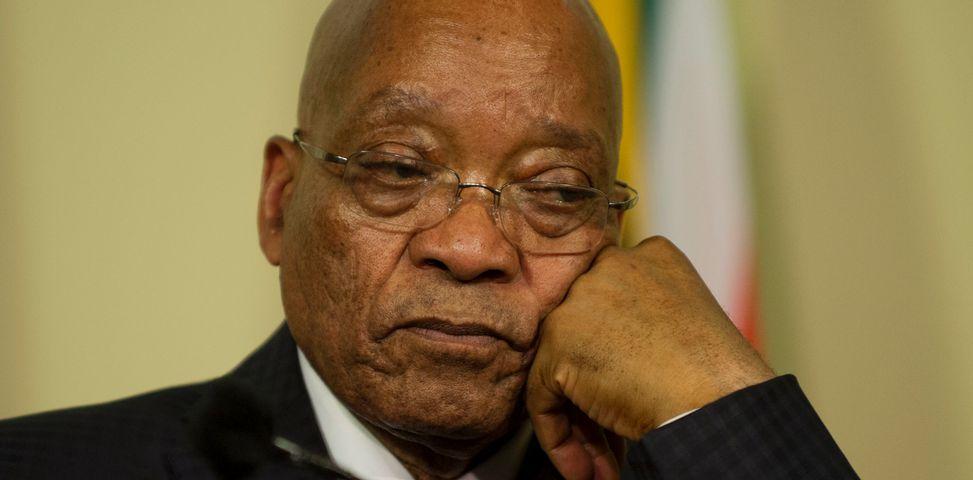 Soupçons de corruption : Le Président Zuma livré à la justice