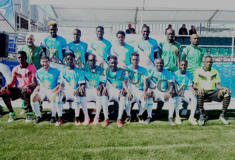 CM mini-foot : Sénégal / Mexique en demi-finale