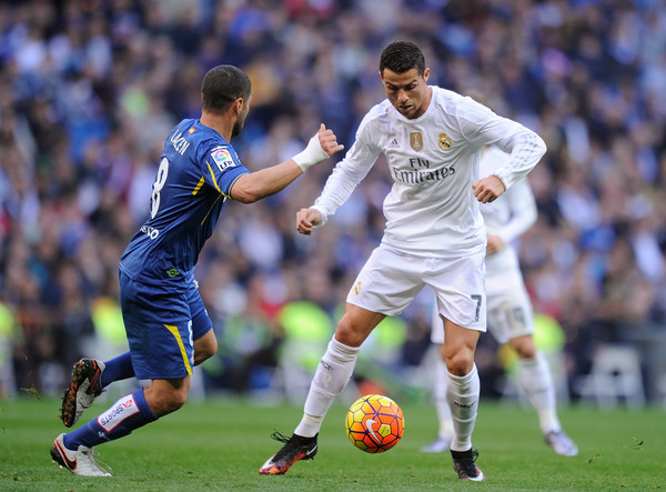 Liga : Cristiano Ronaldo sauve le Real Madrid chez Getafe !