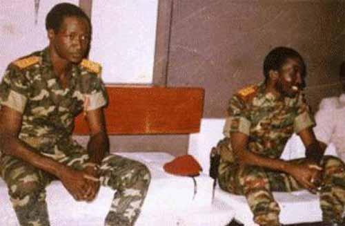 Ainsi parlait Sankara quelques mois avant sa mort : «  Le jour où vous entendrez que Blaise prépare un coup d'Etat contre moi…»
