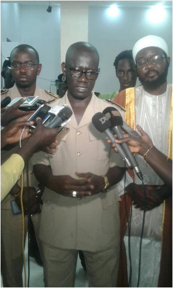 Gamou de Médina Baye : Un renfort de 300 éléments du GMI attendu cette année dans la cité religieuse