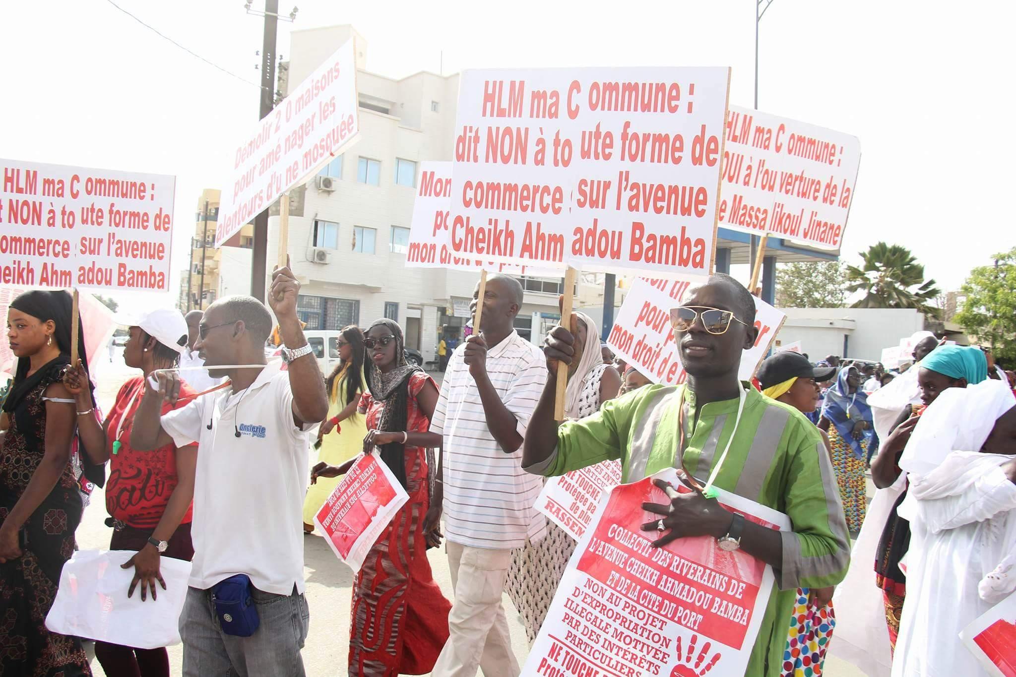 Cité Port : Les familles menacées de déguerpissement sauvées