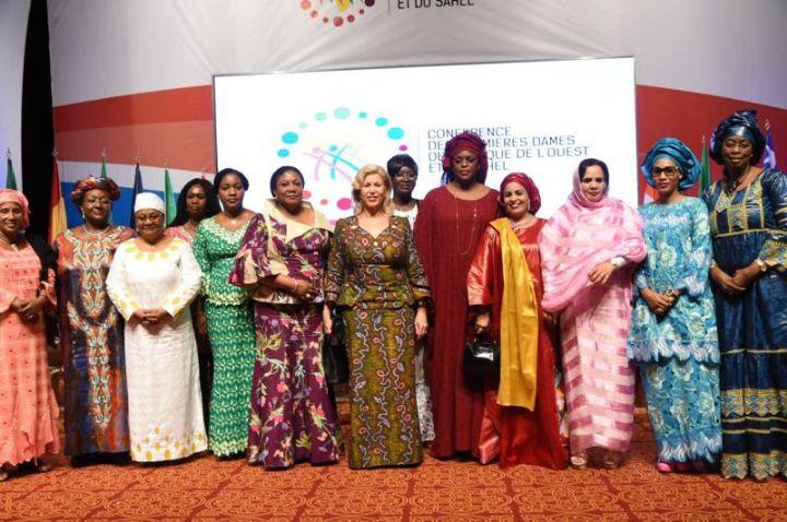 Protection des femmes et des enfants : Les Premières Dames en première ligne