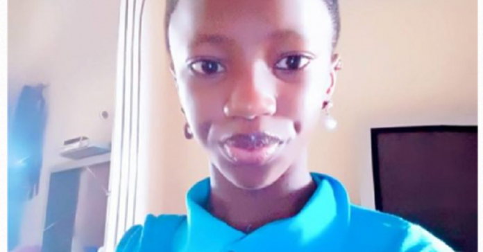 Elle s'appelait Aissatou Diallo. Elle avait 12 ans et elle voulait vivre. ..