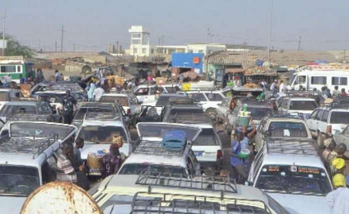 Kaolack : Le renouvellement du bureau de la gare routière de Nioro divise les chauffeurs… Un des camps boycotte le paiement des taxes