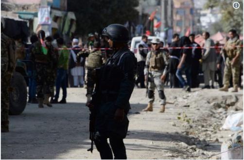 Plus de 70 morts dans l'attaque de deux mosquées en Afghanistan