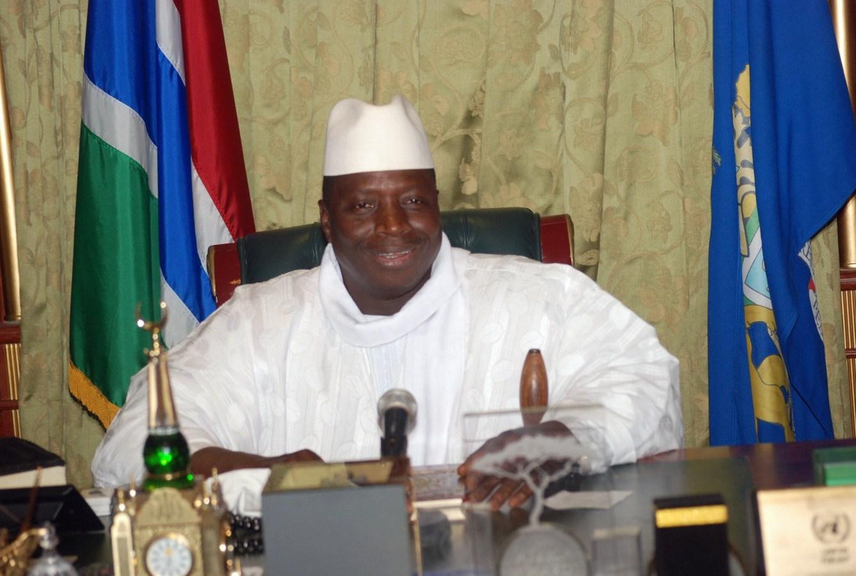 Gambie : Soutien à la campagne internationale pour traduire en justice Yahya Jammeh