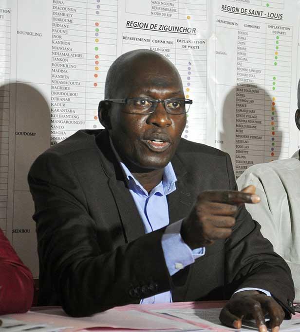 Ligue démocratique : Le bureau politique désapprouve la mise en place du Mouvement parallèle « LD Debout »