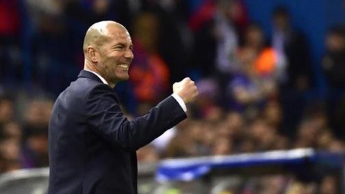 Best FIFA Awards : Zidane élu coach de l'année !