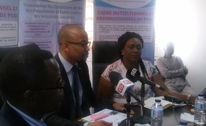 Gestion souveraine du PUDC : «  Le Sénégal est prêt…. Nous l'avons toujours été » (Mr. Souleymane J. DIOP)