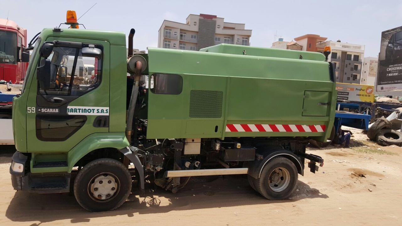 Grève des concessionnaires du secteur de l'enlèvement des ordures ménagères :  Un début de solution a été trouvé