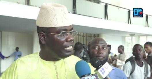 Levée de l'immunité parlementaire de Khalifa Sall : « J'appelle mes collègues députés à ne pas la voter»  (Cheikh Abdou Mbacké Bara Dolly)