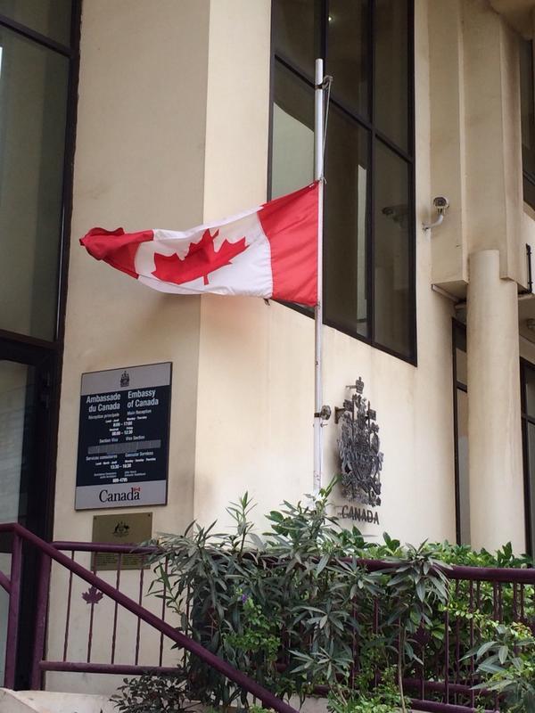 ALERTE TERRORISME : Les Canadiens suivent les pas Américains
