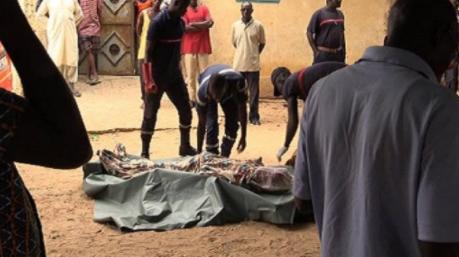 Découverte macabre au marché central de Kaolack : Un homme de 65 ans retrouvé mort