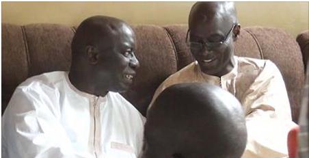 """Lancement du mouvement '""""La République des valeurs"""" de Thierno Alassane Sall : Idrissa Seck fortement ovationné"""