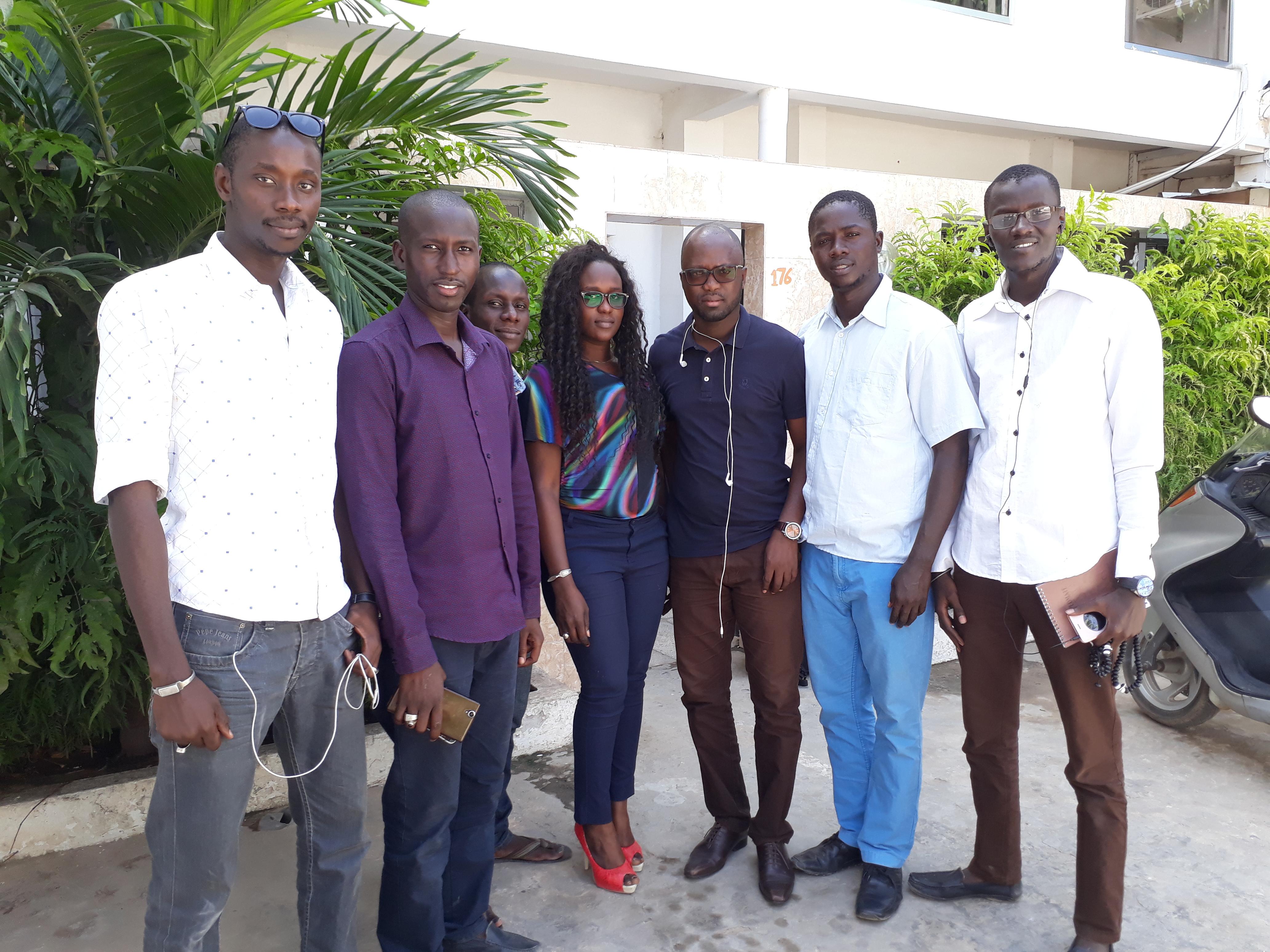 Fonctionnement des institutions : Un réseau de journalistes spécialisés mis sur pied
