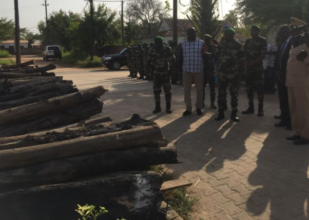 Préservation des ressources naturelles : Le Dr Mame Thierno Dieng promet un « traitement en urgence »