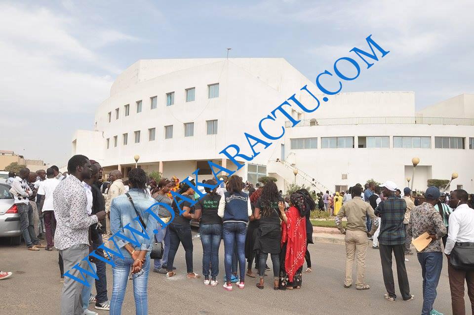 Menaces de mort et injures contre Serigne Diagne de Dakaractu : Six mois de prison, dont un ferme, pour les gardes du corps de Cheikh Amar