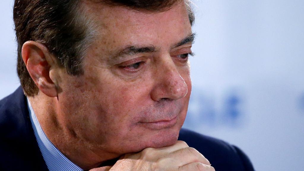 ETATS-UNIS : Douze chefs d'inculpation retenus contre l'ex-directeur de campagne de Trump