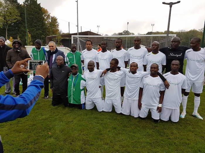 FRANCE : Premier tournoi de football des avocats francophones.