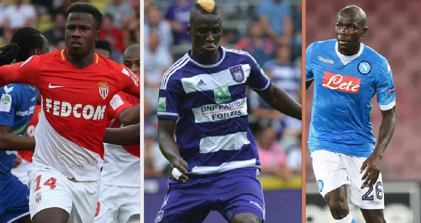 Ligue des Champions : Le grand défi pour Keïta , Kalidou et Kara…