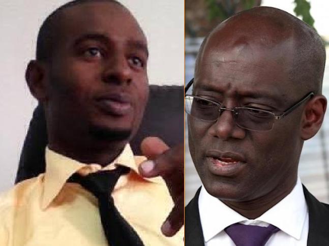 Violation de droits propriété intetellectuelle : Bocar Ly porte plainte contre Thierno Alassane Sall