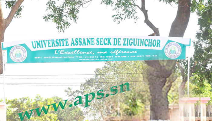 """Des travailleurs de l'Université Assane-Seck dénoncent de """"mauvaises conditions de travail"""""""