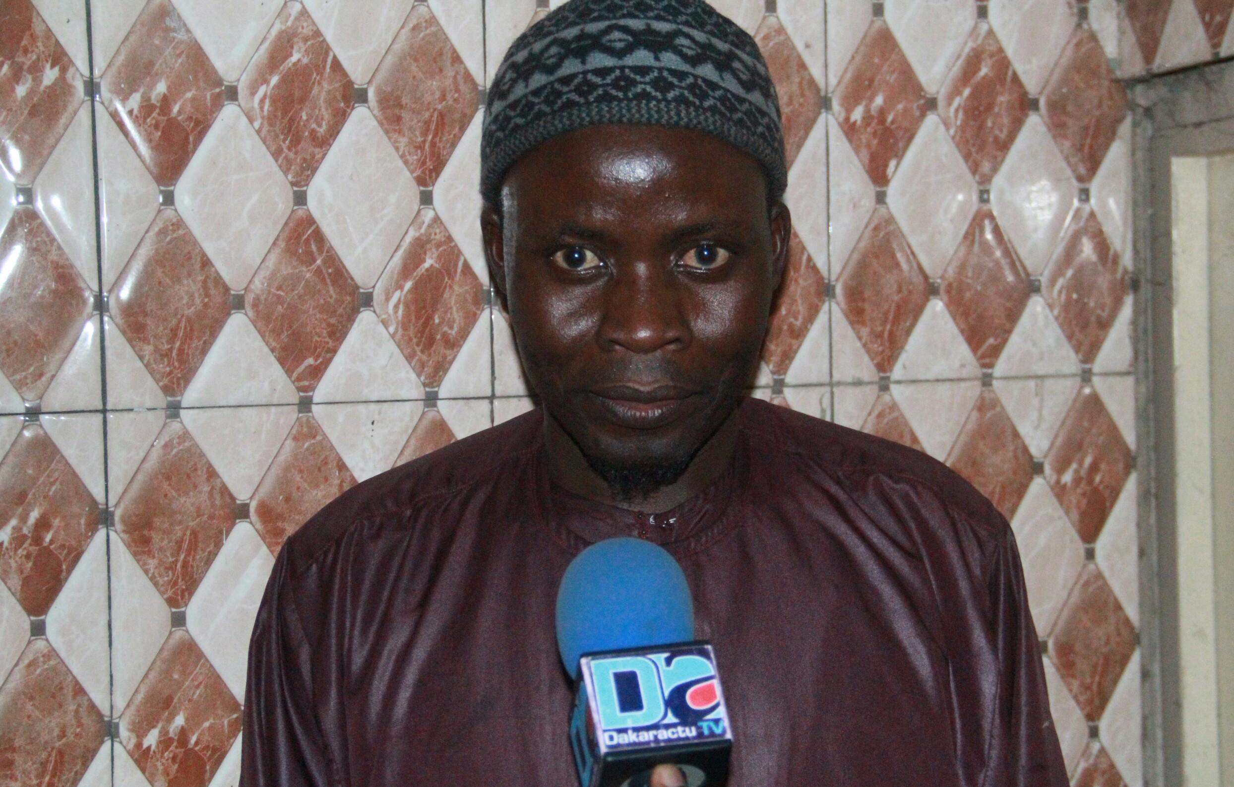 VISITE DE MACKY À TOUBA - Serigne Moustapha Bousso rappelle aux Mourides que l'accueil est un ndigël exclusif du Khalife et de personne d'autre.