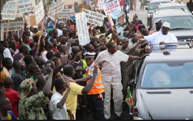 ACCUEIL DE MACKY À TOUBA - Des Apéristes courent encore derrière l'argent de la mobilisation