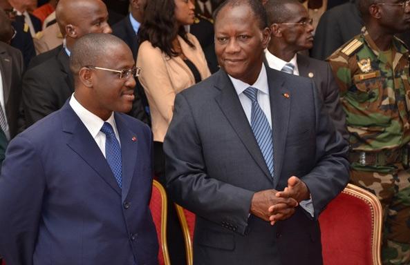 CÔTE D'IVOIRE : Rendez-vous au sommet entre Ouattara et Soro