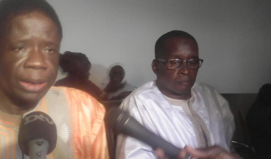 """Abdou Ndiaye, Cnts Kaolack : """" Si Mariama Sarr ne réagit pas, les ex-travailleurs de la mairie de Kaolack iront vers un troisième plan d'actions """""""