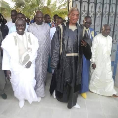 Idrissa Seck chez Serigne Abdou Karim Mbacké : Le marabout réitère son estime à l'endroit du président de Rewmi