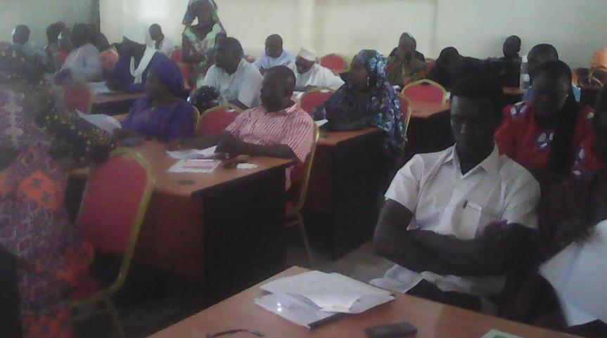 Municipalité de Kaolack : Les présidents des conseils consultatifs de quartier à l'école de l'élaboration du plan de développement communal (PDC)