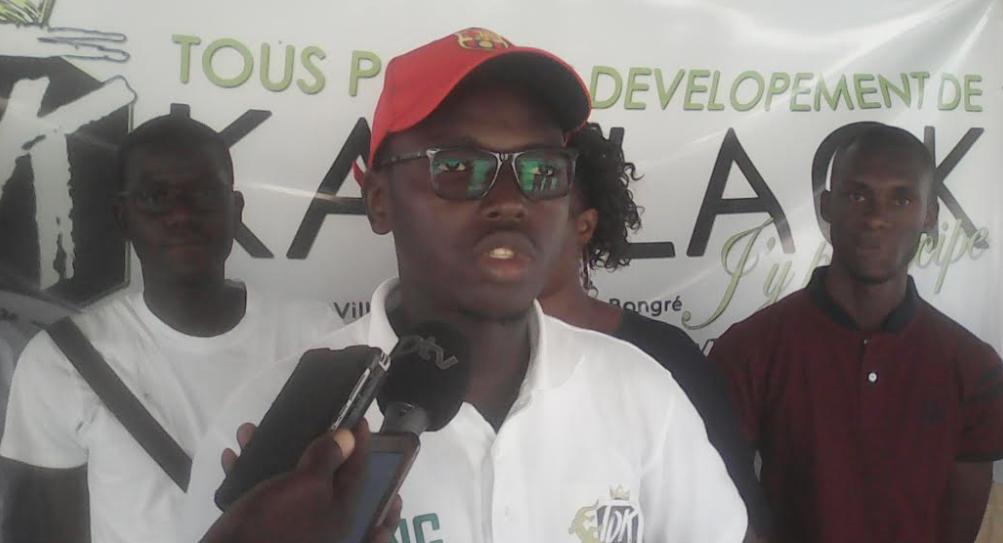 Kaolack : L'association TDK se mobilise pour lutter contre les dépôts d'ordures sauvages