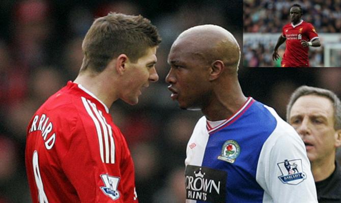 Steven Gerrard prend sa revanche sur El Hadj Diouf et chante les louanges de Sadio Mané