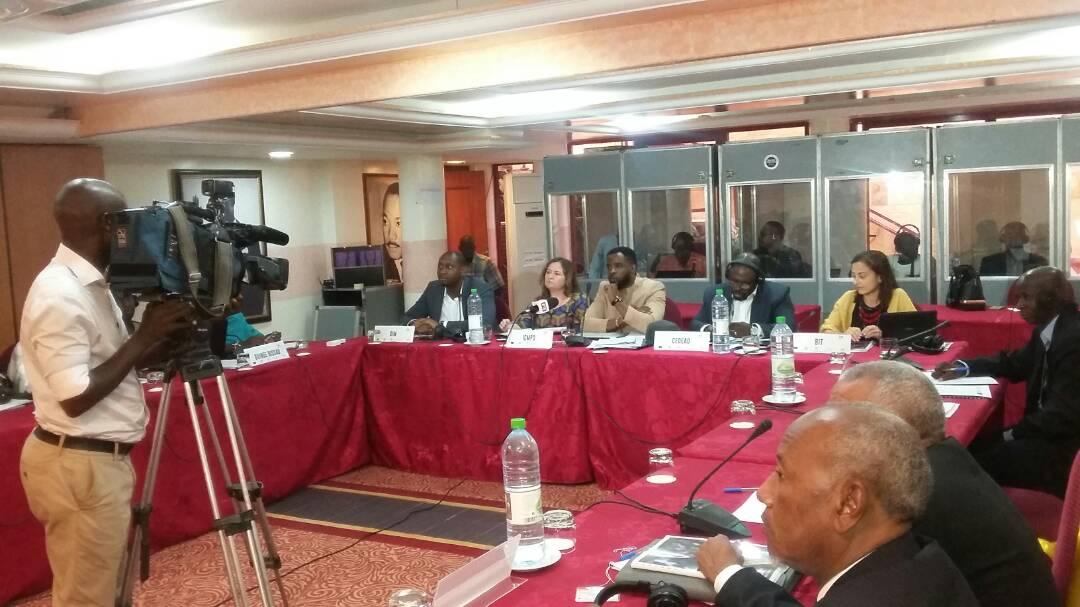 Lutte contre la traite des personnes en Afrique de l'Ouest : Vers la signature d'un protocole sous-régional*