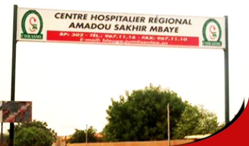 Accident de Sagatta : Une cellule de crise installée à l'hôpital de Louga