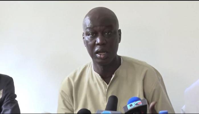 Me SEYDOU DIAGNE : « La Commission ad hoc doit convoquer Khalifa Sall et que lui-même comparaisse devant ses pairs députés pour s'expliquer sur la question relative à la levée de son immunité parlementaire. »