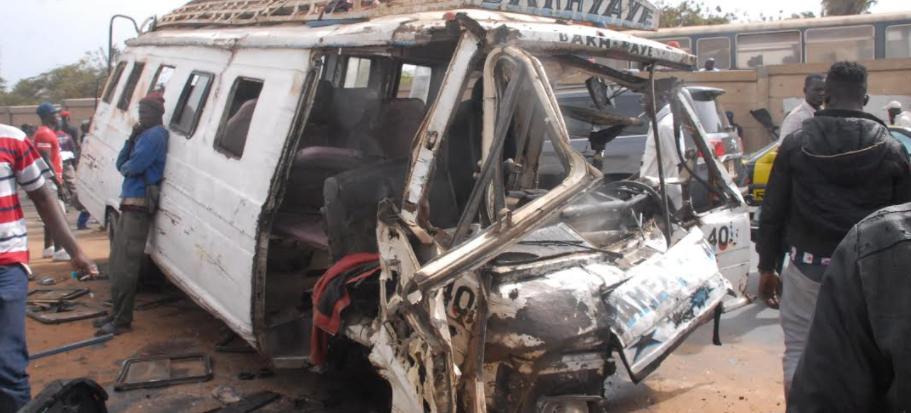 Magal 2017 : Un chauffeur de car rapide perd la vie après une collision avec un camion sur la route de Gossas