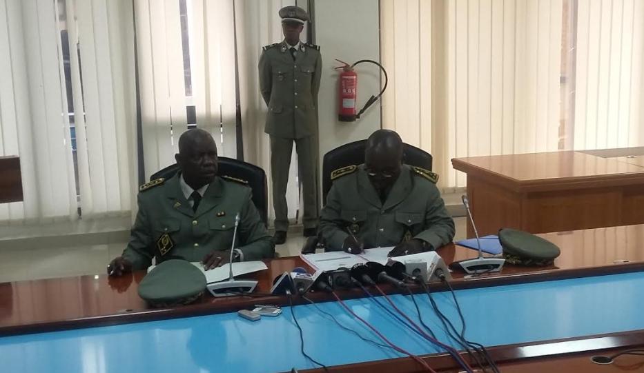 Assaut d'amabilités entre Pape Ousmane Guèye et Oumar Diallo : Les Douanes en veillée d'armes vers de nouveaux défis