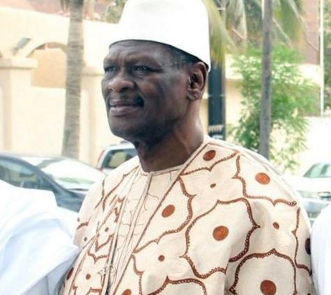NÉCROLOGIE : Décès de El Hadji Médoune Thiam, père de Masseck Thiam